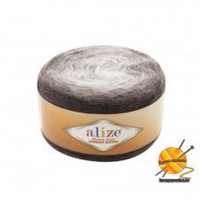 Angora Gold Ombre Batik № 7267