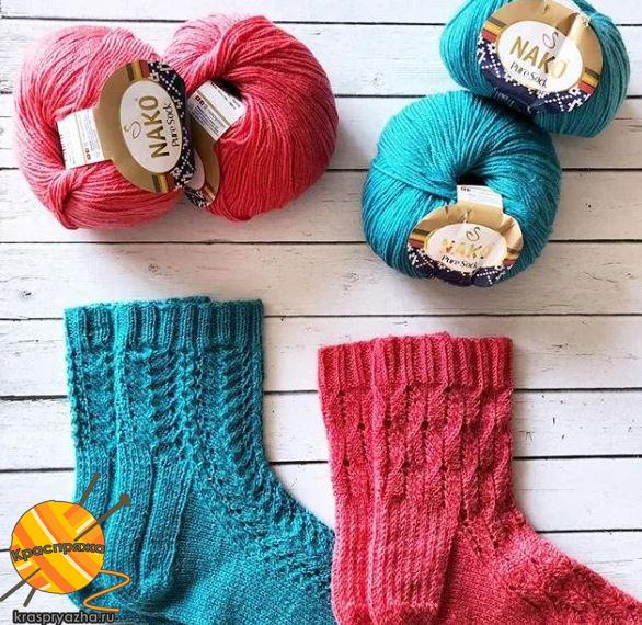 nako-pure-sock-plus Краспряжа